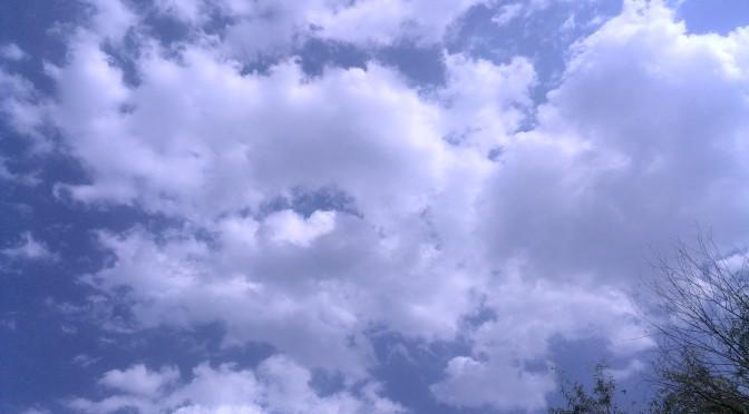 天蓝|蓝天白云